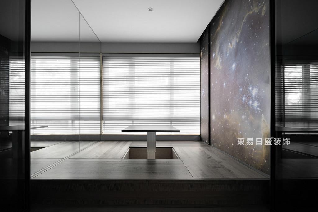桂林江與城三居室135㎡現代風格:功能房裝修設計效果圖