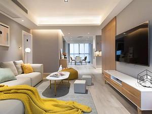 和平花园120平北欧公寓,精致华丽显档次!