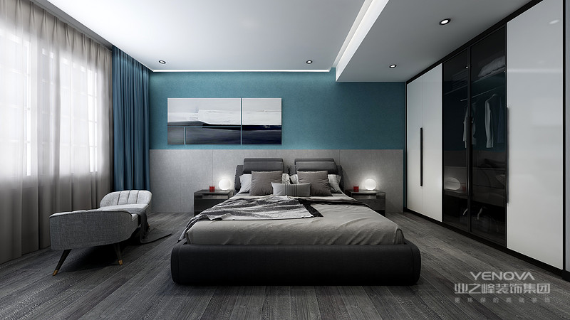 现代简约风格室内设计和其余的设计风格有点区别,现代风格是有强烈的风格外形简洁性、功能性更加强。强调着空间形态上的物单一性、抽象性。