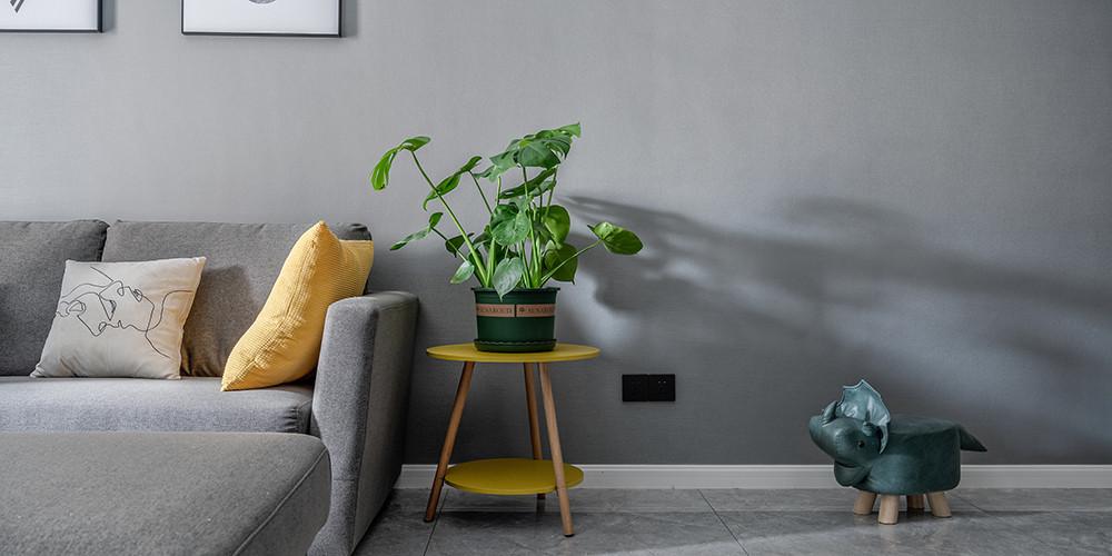 每个细节倒装闲着家里精致的装修风格,简约而不简单。