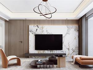 灝園-150平米四居室-現代風格案例賞析
