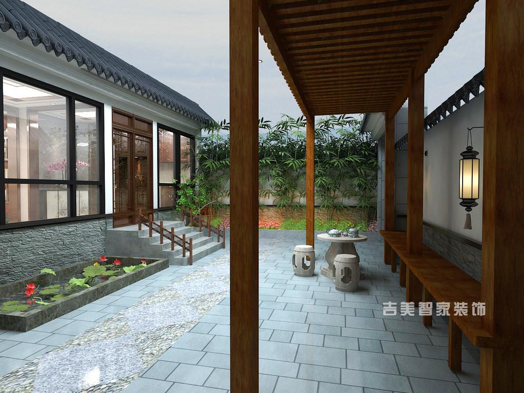 泰安紫荆城-新中式-外景