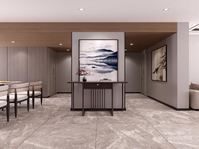 新中式风格,也被称作现代中式风格。新中式风格设计,既是中国传统风格文化与现代时尚元素的融合与碰撞,又是在中国当代文化理解基础上的现代设计。