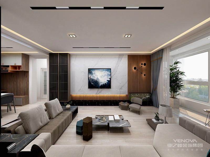 设计简洁大方,时尚,前卫,优雅,给人温暖舒适的感觉。与每个人都熟悉的现代风格相比,它具有更多的品质和设计感;它揭示了生活的纯洁与纯洁,它融合了奢华与内涵的气质。