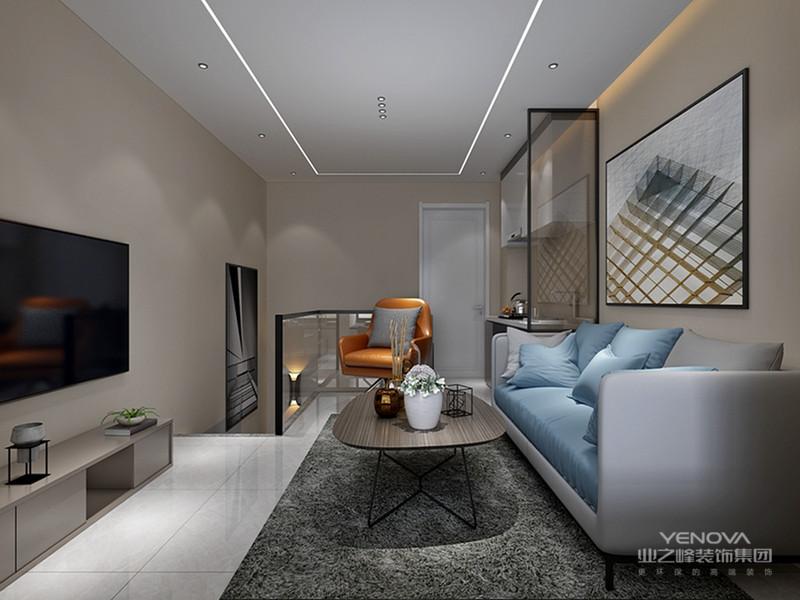 现代简约风格在装修上比较简约,但是在家具和配饰上,会考虑到更为深层次的问题。白亮光系列家具,独特的光泽使家具倍感时尚,具有舒适与美观并存的享受,在配饰上,以简洁的造型、完美的细节,营造出时尚前卫的感觉。