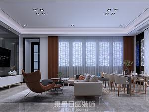 沂州古城-230平米別墅-現代風格案例