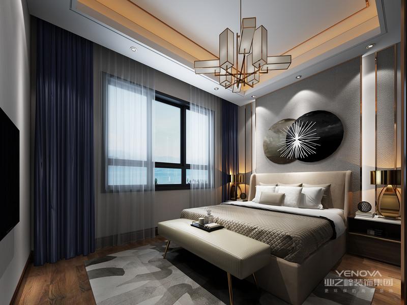 中国风样式的背景墙定下房屋整体风格。走进客厅的那一刻,能被家具的颜色所感染,沉稳而大气,与硬装基础风格完美契合。