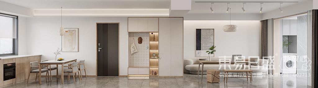 禅意,淡泊宁静,清新脱俗,所以装饰也大多强调其功能性,装饰和点缀较少,造型简洁,多为直线条,豪华、奢侈的风格几乎不可能在日式家居当中出现。