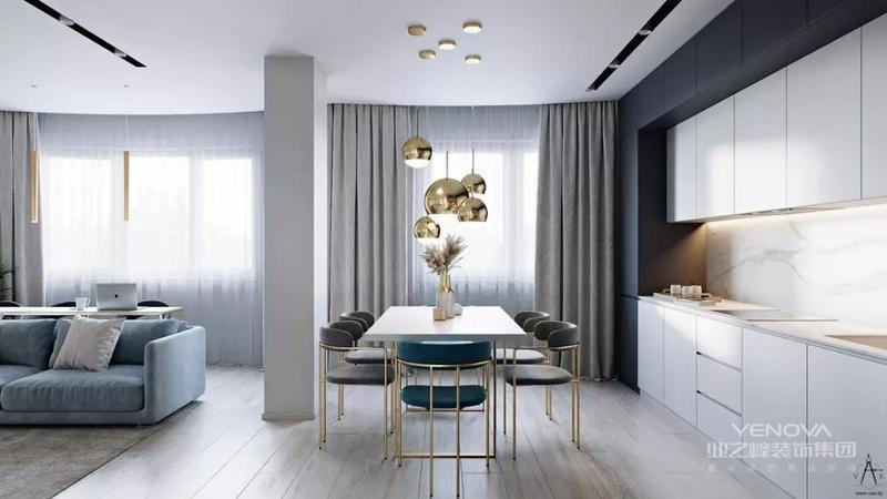 精致、明亮而富有光泽,恰到好处地运用到室内空间中,不仅可以为家里增添满满的高级感,而且给人带来意想不到的优雅魅力。