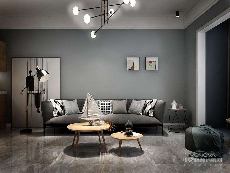 现代风格的居室重视个性和创造性的表现,即不主张追求高档豪华,而着力表现区别于其他住宅的东西。住宅小空间多功能是现代室内设计的重要特征。