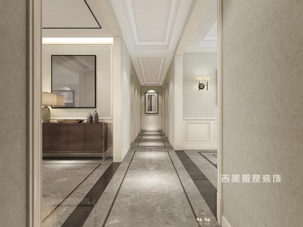 泰安云谷御和苑-简欧-门厅