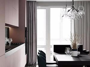 荔枝公寓-70㎡-现代时尚风格