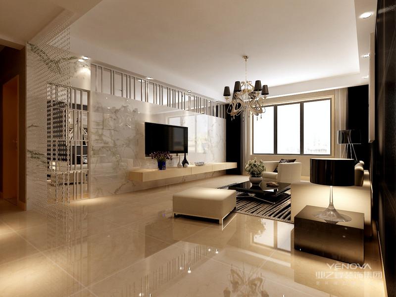 现代美式风格 它摒弃了传统意义上的奢华, 简化装饰,返璞归真