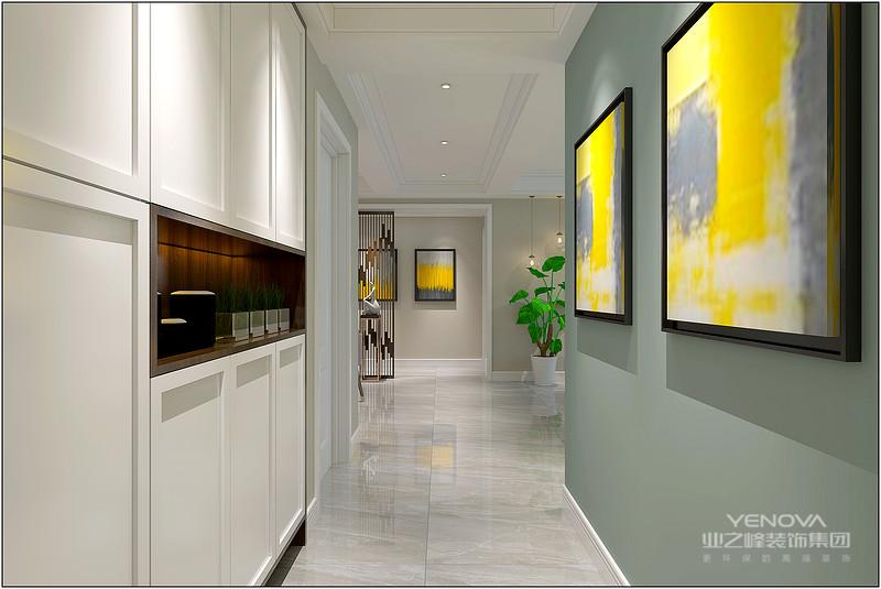 整体风格简洁明快现代简约风格注重室内空间的使用功能