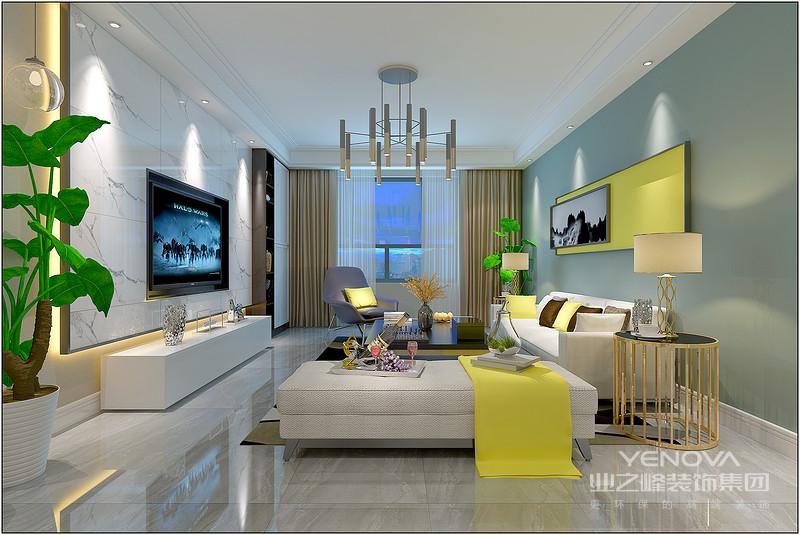 主张废弃繁琐的装饰,室内布置按功能区分的原则进行,家具布置与空间密切配合