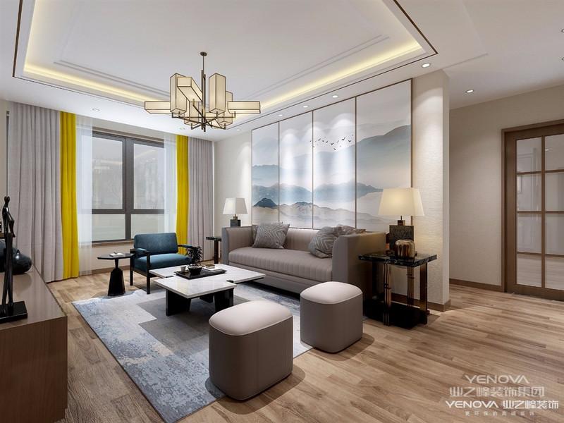 家具将现代的时尚元素揉进中国传统风格中,更具有时尚感