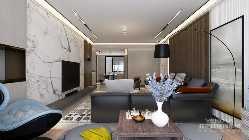 现代人面临着城市的喧嚣和污染,激烈的竞争压力,还有忙碌的工作和紧张的生活。因而,更加向往清新自然、随意轻松的居室环境。越来越多的都城人开始摒弃繁缛豪华的装修,力求拥有一种自然简约的居室空间。