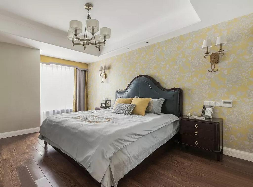 主卧室增加了一个套间的概念,卧室衣帽间,内卫一应俱全,大大增加了主人的便利性。