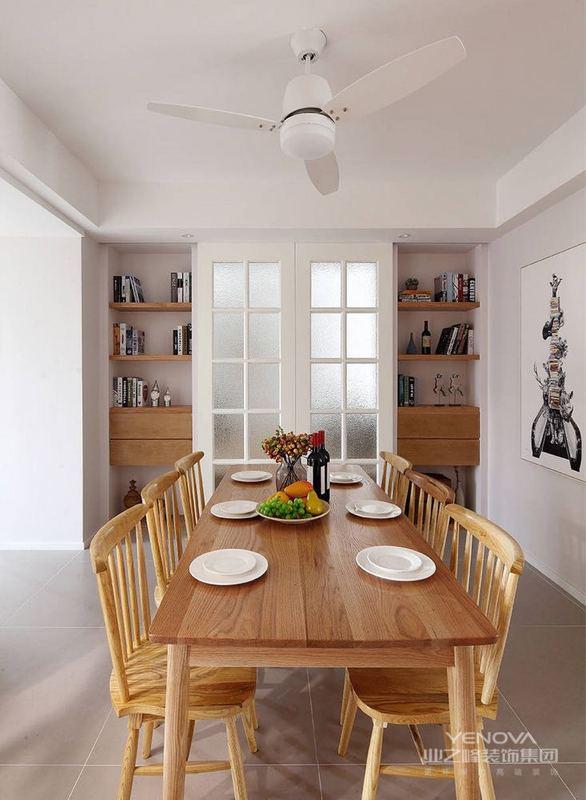 北欧风格的居家家具,多以浅淡的色彩、洁净的清爽感为主,可让居家空间得以彻底降温