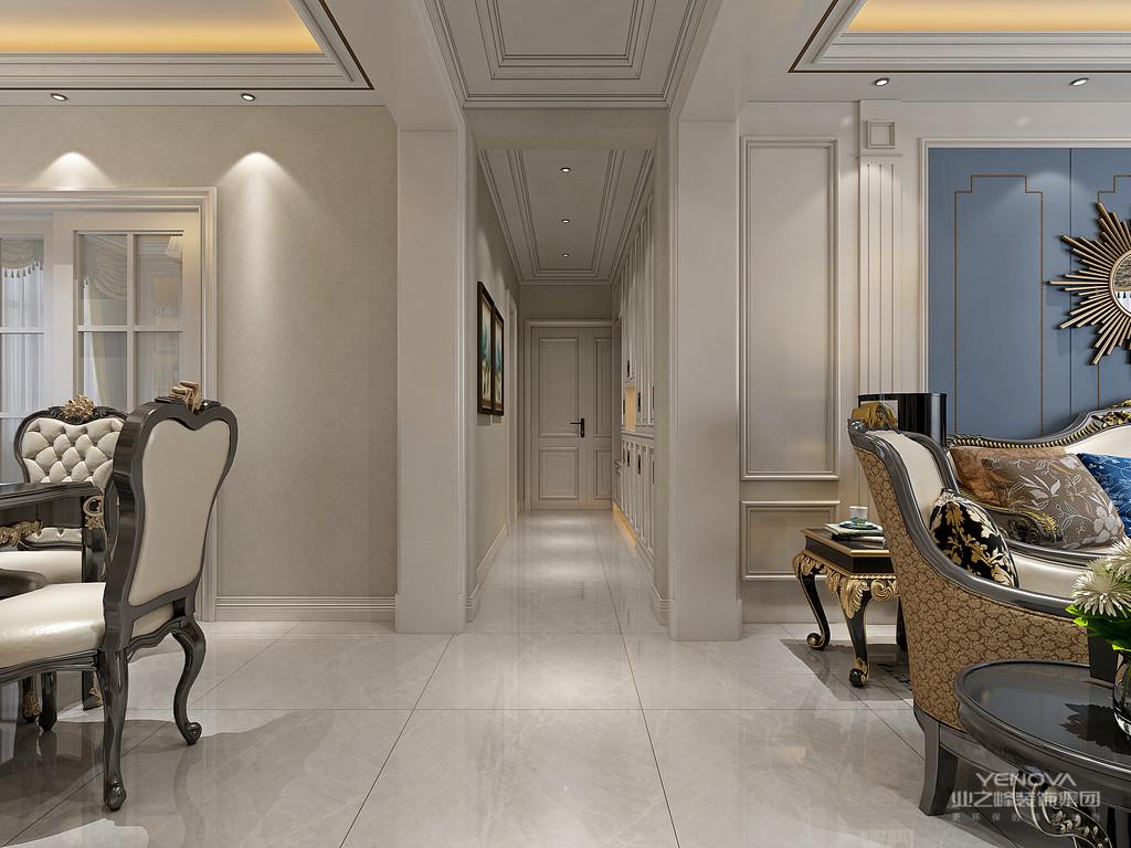 美式新古典家具的基础是欧洲文艺复兴后期各国移民所带来的生活方式。设计师将古典风范与个人的独特风格和现代精神结合起来。造型典雅,但不过度装饰的新古典美式家具成为典型美式家具的代表作。