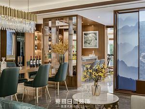 中式风格休闲室装修效果图