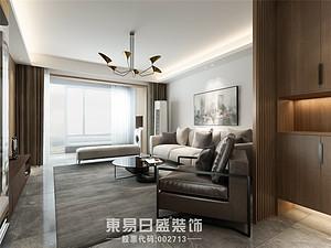 皇山景城 3室两厅两卫新古典案例