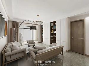 奥德海棠-150平三居室-日式风格案例