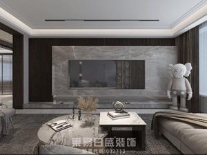 鳳凰城150平米現代風格裝修案例