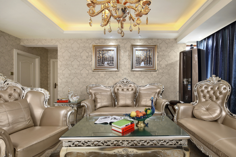 客户比较喜欢小资生活,非常有品位,对于家居风格也是如此,满足会客厅轻奢欧以外,各个卧室风格也要不同效果,达到自己想要的浪漫。