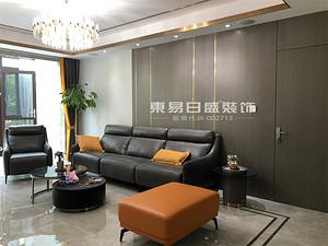 開元上府-220平米復式-現代輕奢風格大宅設計案例