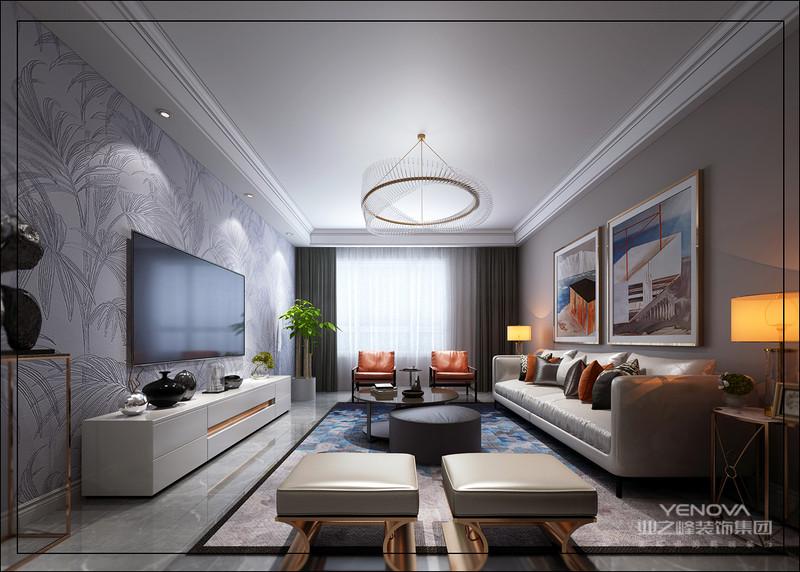 在以奢豪大气为主色调的整现代家具,今年来也悄然飘起一股轻奢风
