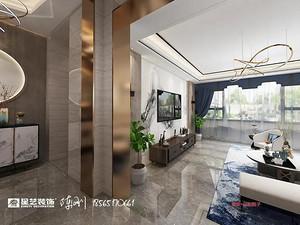 新中式风格休闲室贝博官网登录效果图