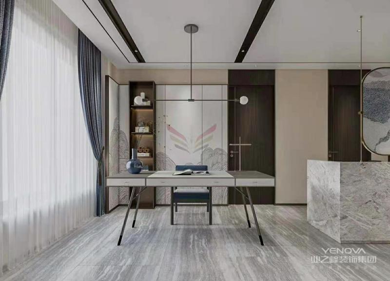 舒适度是任何软装中都不能缺少的东西,在现代轻奢风格中自然也不能例外,得益于家具材料的选择。都会把舒适度作为一个优先级的考虑,而且皮质的家具更能给人带来舒适的感觉。