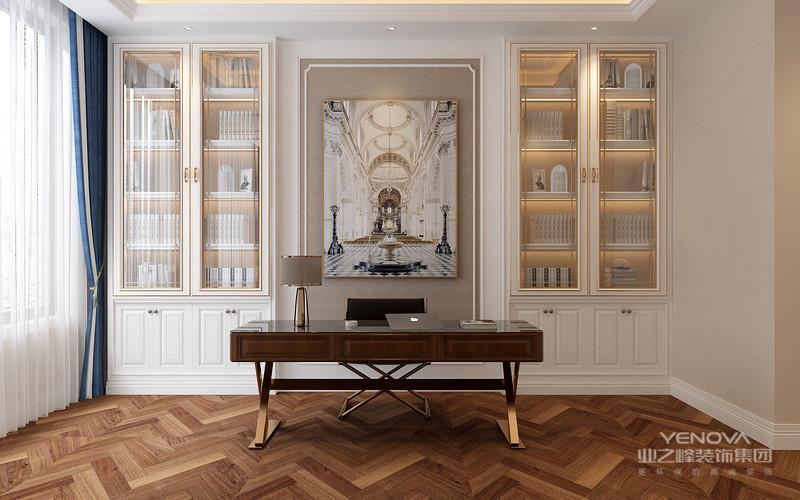 为了有益于室内保温,北欧人在进行奢华欧式别墅设计装修时大量使用了隔热机能好的木材。
