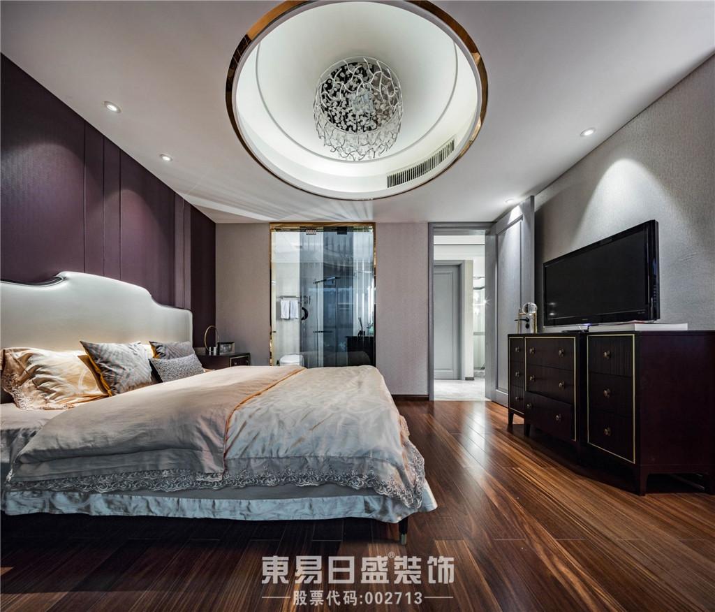 临沂家装公司简约风格-卧室