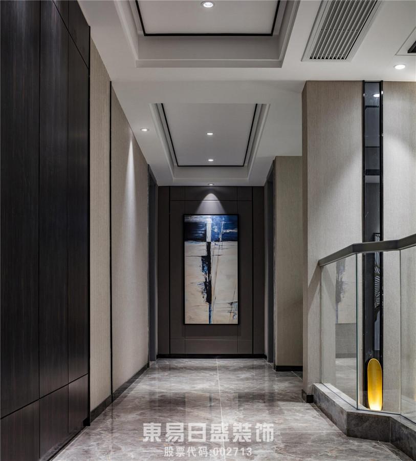临沂家装公司简约风格-走廊