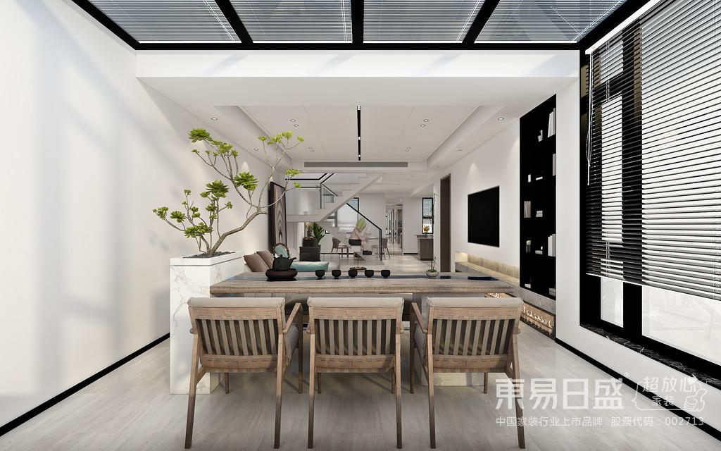 如同开篇所述,白色是温暖的、包容的、低调的、纯粹的,设计师以白色为主基调,尤其在卧室的设计上,更是大面积运用白色、灰白、米色、原木色等。