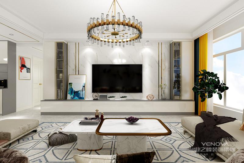 """轻奢"""",是一种优雅的生活态度,更是设计展现的一种高度,它饱含奢华的气质内涵,抛弃奢华的外在表现,并且使用轻度的体现方式,在优雅之上稍加金属修饰,便形成了自然而极致的居家风格。"""