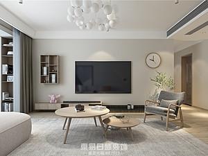 金泰舒格兰145㎡三居室装修案例