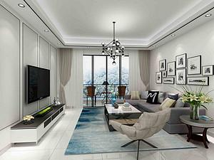 150平米现代北欧风格你想要的温馨的家