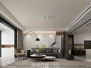 奧正誠園-160平米三居室-現代簡約風格