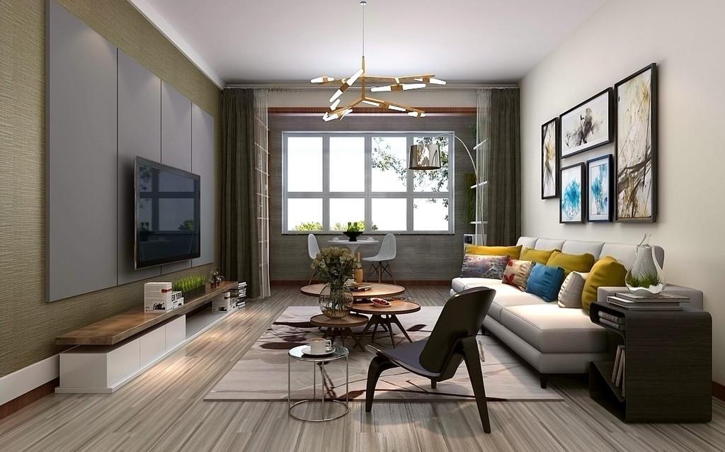 简约风格不仅注重居室的实用性,而且还体现出了现代社会生活的精致与个性,符合现代人的生活品位。