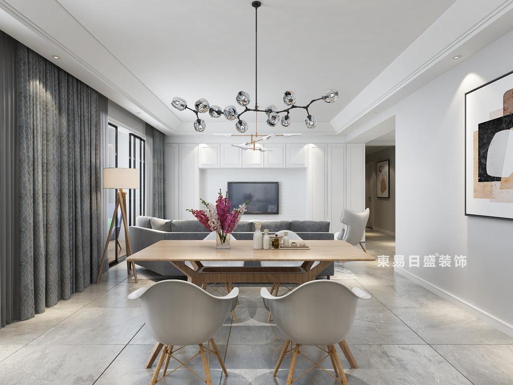 桂林四室三厅两卫157㎡现代风格:小客厅装修设计效果图