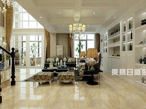 滨河花园-别墅170平米-欧式古典风格赏析