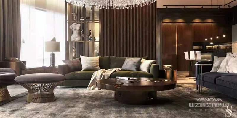 轻奢极简风格即将引领整体装修行业的潮流,时尚感、极简感、轻奢感让我们每个人都能体会到独特的魅力,这就是现代轻奢极简风格!