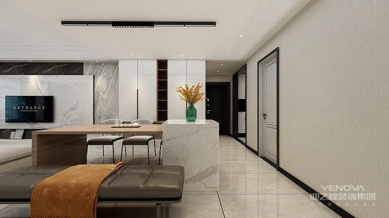 (3)尽可能不用装饰和取消多余的东西,认为任何复杂的设计,没有实用价值的特殊部件及任何装饰都会增加建筑造价,强调形式应更多地服务于功能。
