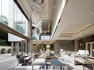 润英美庐-别墅860平米-港式轻奢风格实景图赏析