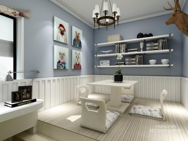 细微之处见极致。装修与灯光恰到好处的配合,将各个居室映衬的柔和淡雅,独立且相融。