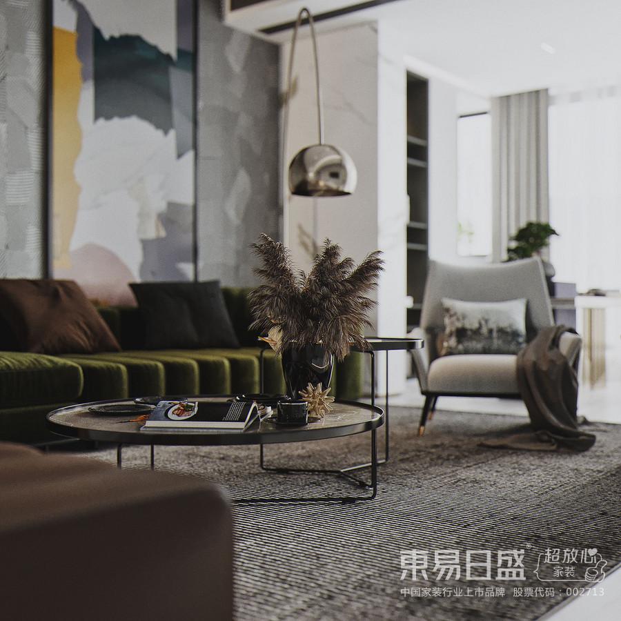 客厅沙发背景墙效果