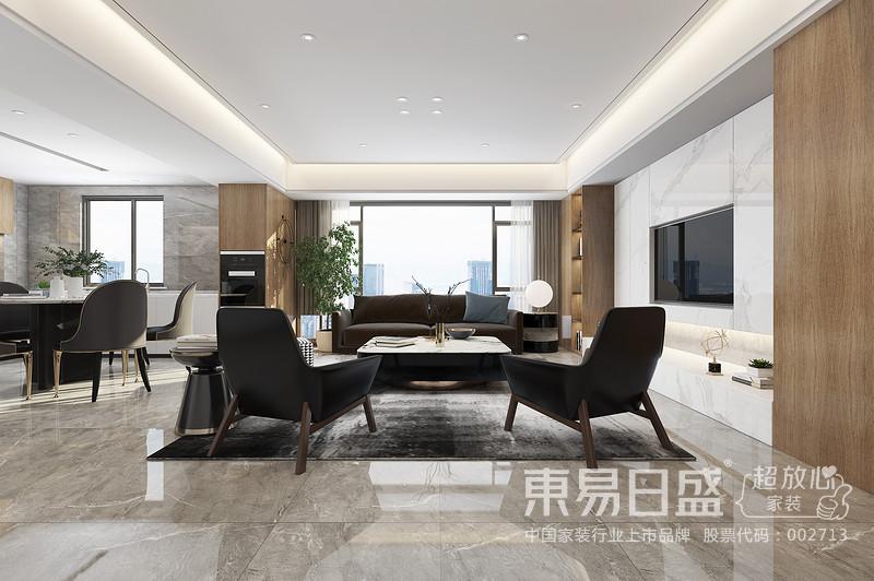 用最少的元素,去满足人们的居家设计需求。